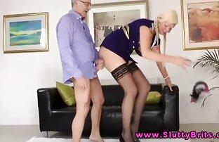 Procace video donne vecchie nude porno modello Cretini via cazzo con tette e scopa con un evil person