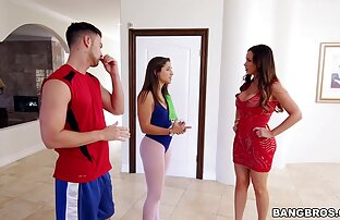 Giovane Latina porno done nude gratis modello Spudoratamente Scopa in piscina