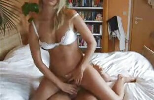 Procace Pornostar mostra video porno gratis di donne nude giocoso cazzo su Bros reality show