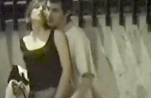 Sexy cagna Hardcore video bionde nude sculacciata figa e culo con due cazzi